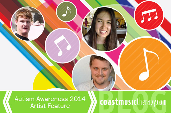 Autism Awareness 2014 - Artists with Autism Blog | Coast Music Therapy