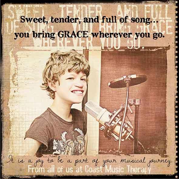 Something Promised Keepsake for Grace
