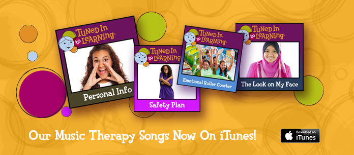Tuned in to Learning Music Therapy Songs on iTunes