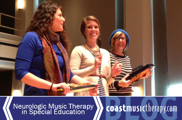 Neurologic Music Therapy in Special Education- Coast Music Therapy Blog