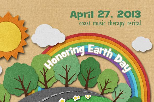 Coast Music Therapy Recital 2013 Earth Day